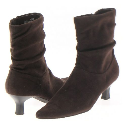Studio Works Boots in size 7.5 Women's at up to 95% Off - Swap.com