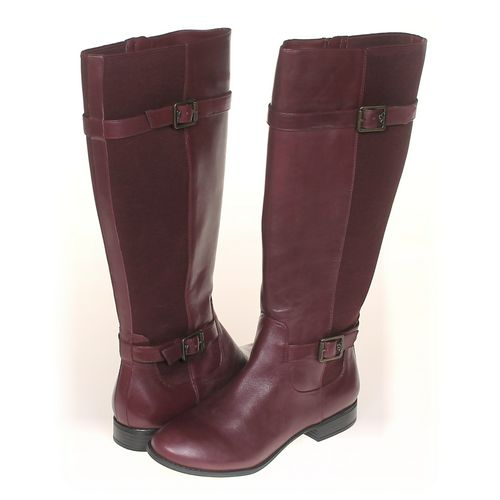 Isaac Mizrahi Live! Boots in size 8 Women's at up to 95% Off - Swap.com