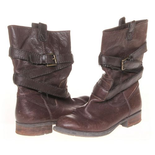 Franco Sarto Boots in size 8.5 Women's at up to 95% Off - Swap.com