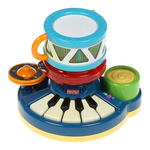 Fisher-Price Boppin' Beats Build-a-Band Musical Stacking Toy at up to 95% Off - Swap.com