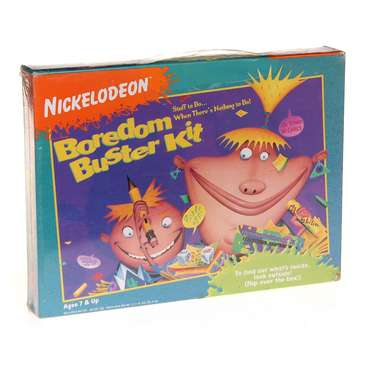 Boredom Buster Kit for Sale on Swap.com