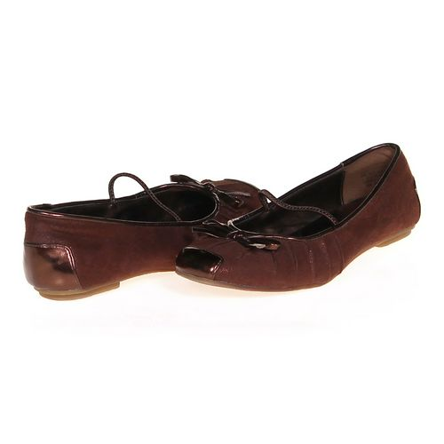 Studio K Bow Accented Flats in size 4 Women's at up to 95% Off - Swap.com