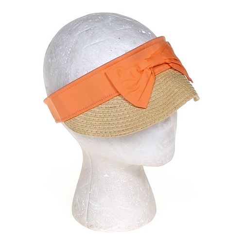 Gymboree Bow Accented Sunvisor in size 10 at up to 95% Off - Swap.com