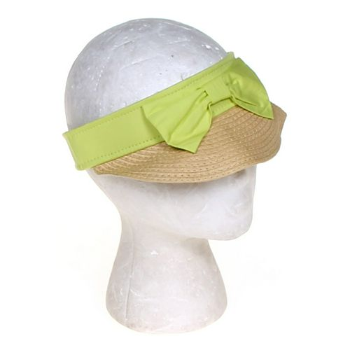 Gymboree Bow Accented Sunvisor in size 7 at up to 95% Off - Swap.com