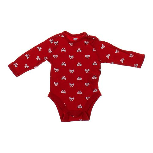 Old Navy Bow Printed Bodysuit in size 3 mo at up to 95% Off - Swap.com