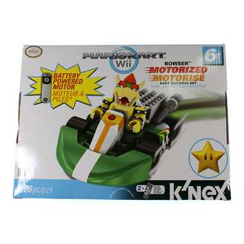 Bowser Motorized Kart Building Set for Sale on Swap.com