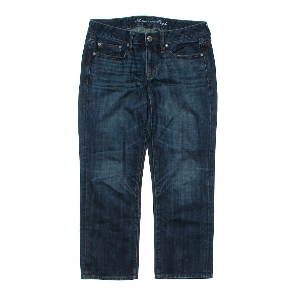 American Eagle Outfitters Boy Fit Capri - Online Consignment