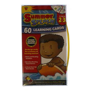 Brighter Child Learning Cards for Sale on Swap.com