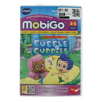 Bubble Guppies Touch Learning System Mobigo for Sale on Swap.com