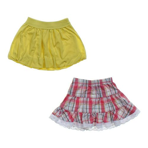 Circo Bubble & Plaid Skirt Set in size 18 mo at up to 95% Off - Swap.com