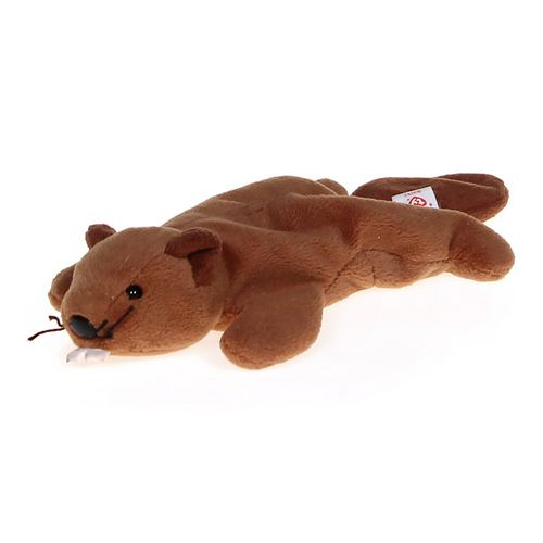 Ty Bucky The Beaver Beanie Baby at up to 95% Off - Swap.com