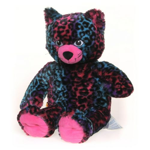 Build-A-Bear Build-A-Bear Colorful Leopard Plush at up to 95% Off - Swap.com