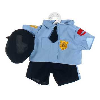 Build-A-Bear Police Outfit for Sale on Swap.com