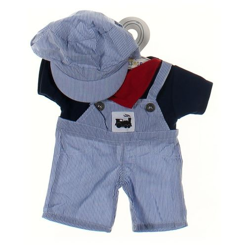 Build-A-Bear Workshop Build-A-Bear Workshop Train Conductor Outfit at up to 95% Off - Swap.com