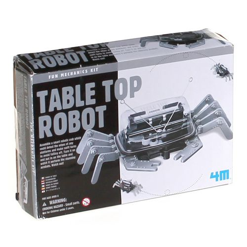 4M Building Toys: Table Top Robot at up to 95% Off - Swap.com
