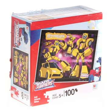 Bumblebee Puzzle for Sale on Swap.com