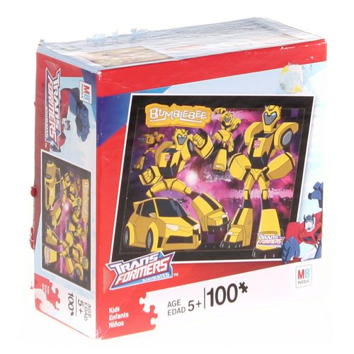 Transformers Bumblebee Puzzle at up to 95% Off - Swap.com