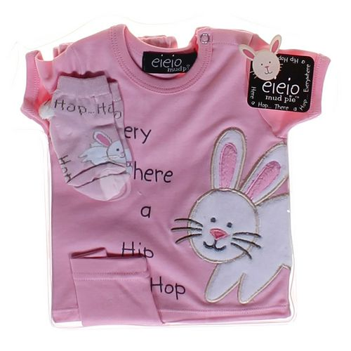 eieio Mudpie Bunny Outfit in size NB at up to 95% Off - Swap.com