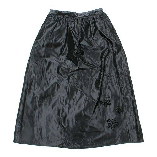 My Michelle Butterfly Embroidered Skirt in size 14 at up to 95% Off - Swap.com