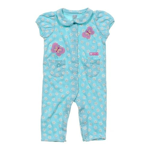 Child of Mine Butterfly Jumpsuit in size 12 mo at up to 95% Off - Swap.com