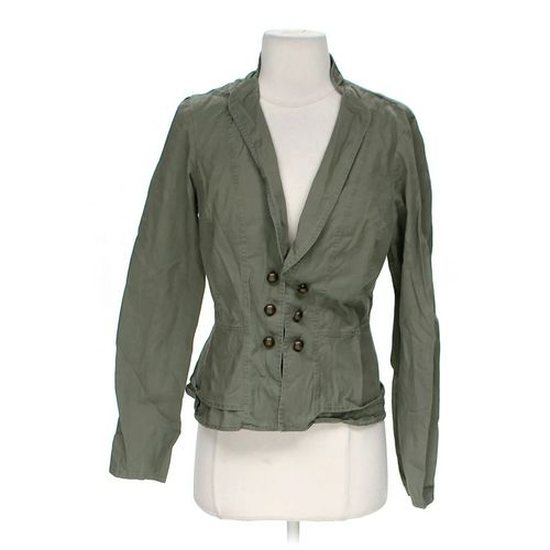 Charlotte Russe Button Accented Jacket in size M at up to 95% Off - Swap.com