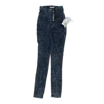 Button Accented Jeans for Sale on Swap.com