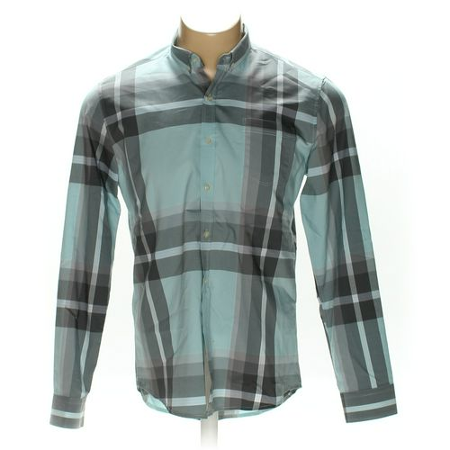 7 DIAMONDS Button-down Long Sleeve Shirt in size L at up to 95% Off - Swap.com