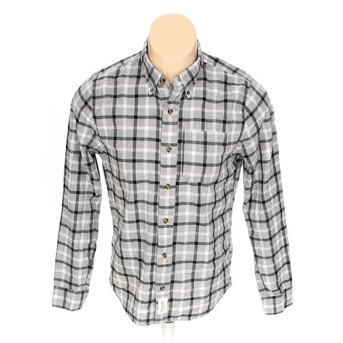 Abercrombie & Fitch Button-down Long Sleeve Shirt in size S at up to 95% Off - Swap.com