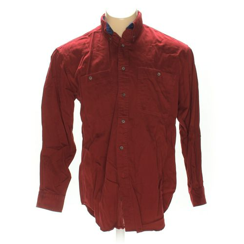 Adirondack Button-down Long Sleeve Shirt in size L at up to 95% Off - Swap.com