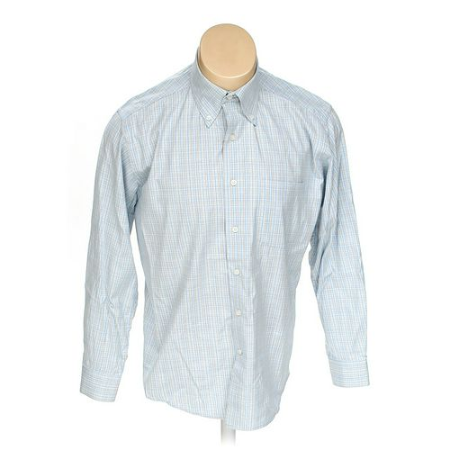 Alex Cannon Button-down Long Sleeve Shirt in size M at up to 95% Off - Swap.com