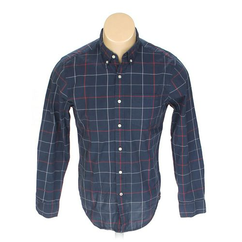 American Eagle Outfitters Button-down Long Sleeve Shirt in size S at up to 95% Off - Swap.com