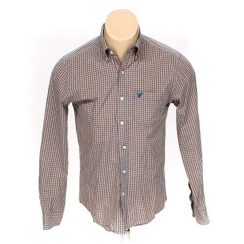 American Eagle Outfitters Button-down Long Sleeve Shirt in size XS at up to 95% Off - Swap.com