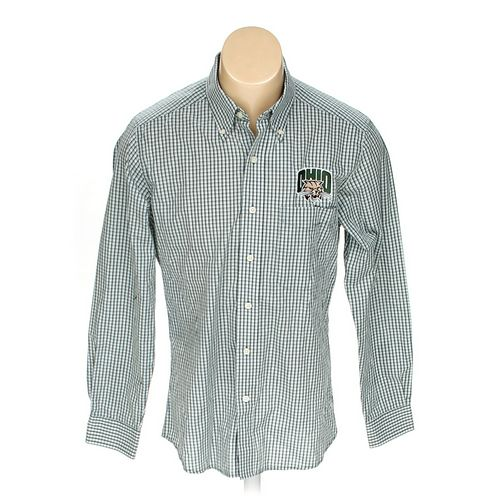 ANTIGUA Button-down Long Sleeve Shirt in size M at up to 95% Off - Swap.com