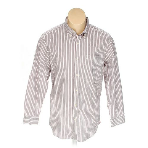 Banana Republic Button-down Long Sleeve Shirt in size L at up to 95% Off - Swap.com