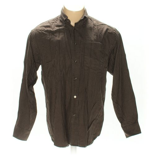 Banana Republic Button-down Long Sleeve Shirt in size M at up to 95% Off - Swap.com