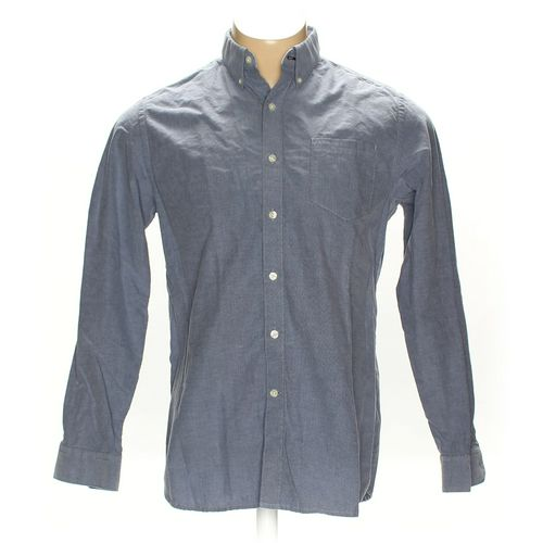 Black Brown 1826 Button-down Long Sleeve Shirt in size M at up to 95% Off - Swap.com