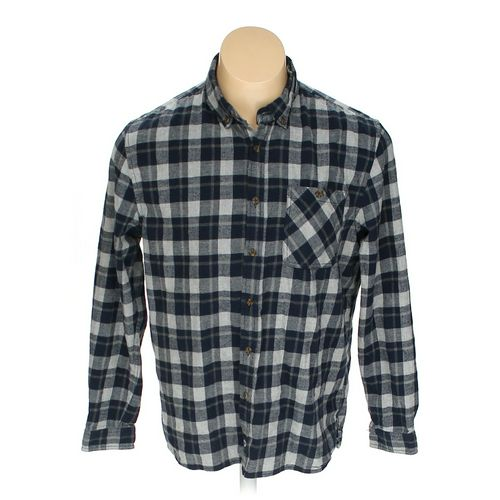 Boston Traders Button-down Long Sleeve Shirt in size XL at up to 95% Off - Swap.com
