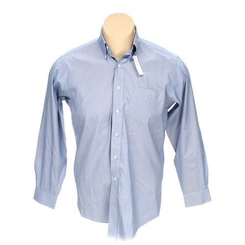 """Brooks Brothers Button-down Long Sleeve Shirt in size 48"""" Chest at up to 95% Off - Swap.com"""