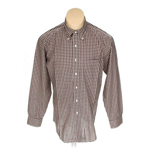 Brooks Brothers Button-down Long Sleeve Shirt in size M at up to 95% Off - Swap.com
