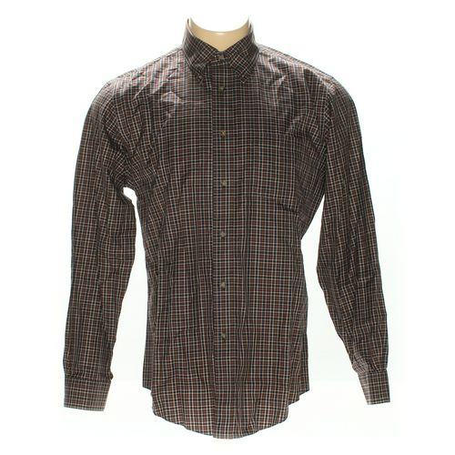 Brooks Leigh Button-down Long Sleeve Shirt in size L at up to 95% Off - Swap.com