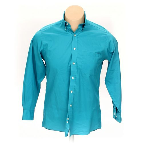 """Chaps Button-down Long Sleeve Shirt in size 44"""" Chest at up to 95% Off - Swap.com"""