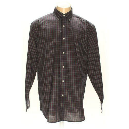 Chaps Button-down Long Sleeve Shirt in size 2XL at up to 95% Off - Swap.com
