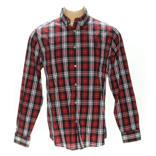 Chaps Button-down Long Sleeve Shirt in size L at up to 95% Off - Swap.com
