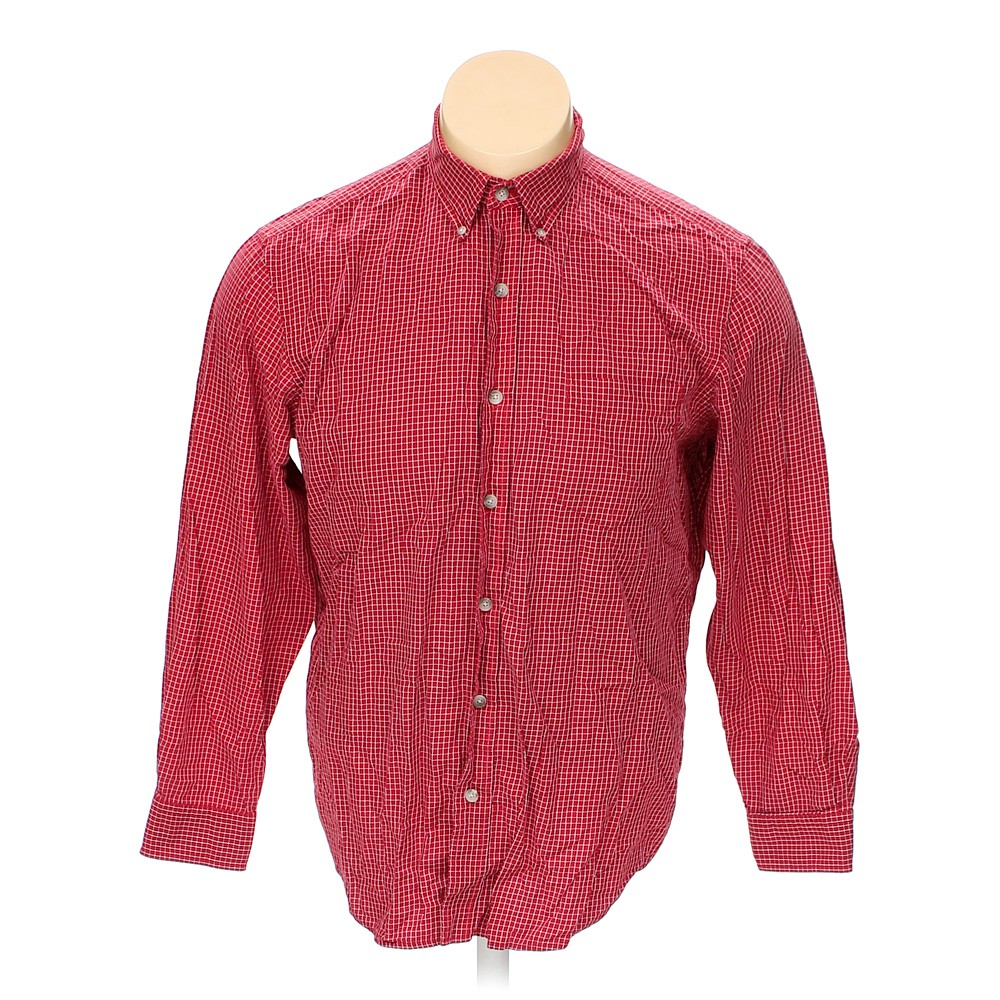 8ea7b70c Chaps Button-down Long Sleeve Shirt in size XL at up to 95% Off