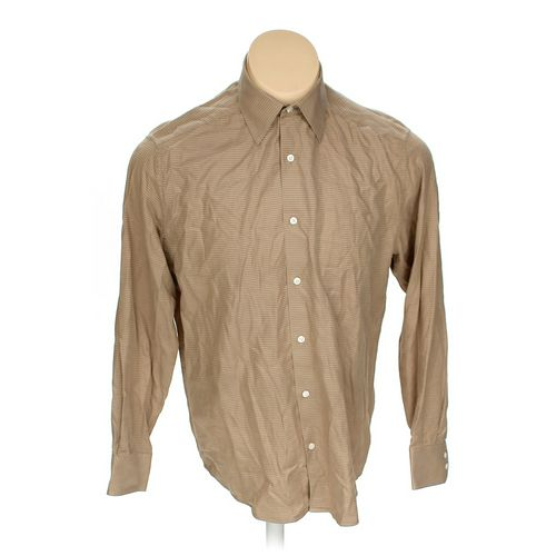 Claiborne Button-down Long Sleeve Shirt in size L at up to 95% Off - Swap.com
