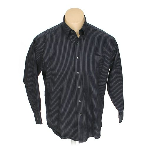"Croft & Barrow Button-down Long Sleeve Shirt in size 54"" Chest at up to 95% Off - Swap.com"