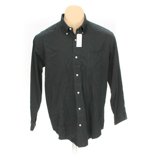 Croft & Barrow Button-down Long Sleeve Shirt in size L at up to 95% Off - Swap.com