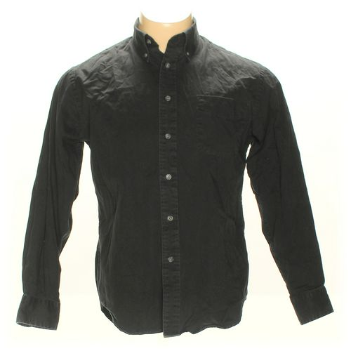 Croft & Barrow Button-down Long Sleeve Shirt in size M at up to 95% Off - Swap.com