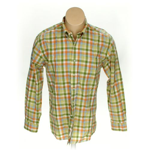 Cutter & Buck Button-down Long Sleeve Shirt in size M at up to 95% Off - Swap.com
