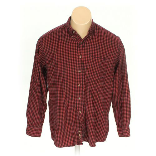 David Taylor Button-down Long Sleeve Shirt in size M at up to 95% Off - Swap.com